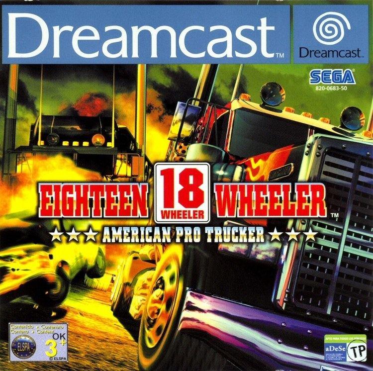18 Wheeler: American Pro Trucker 18 Wheeler American Pro Trucker EuropeEnDeFrEs ISO lt DC