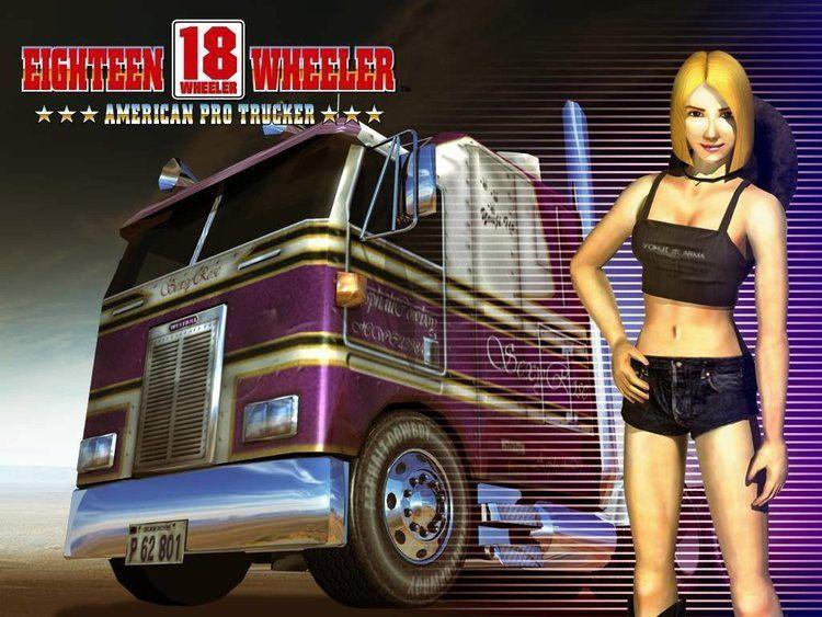 18 Wheeler: American Pro Trucker 18 Wheeler American Pro Trucker Screenshots Nintendo Gamecube