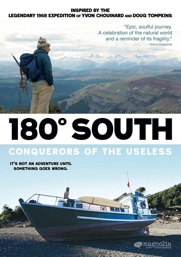 180 Degrees South: Conquerors of the Useless Amazoncom 180 South Yvon Chouinard Doug Tomkins Chris Malloy