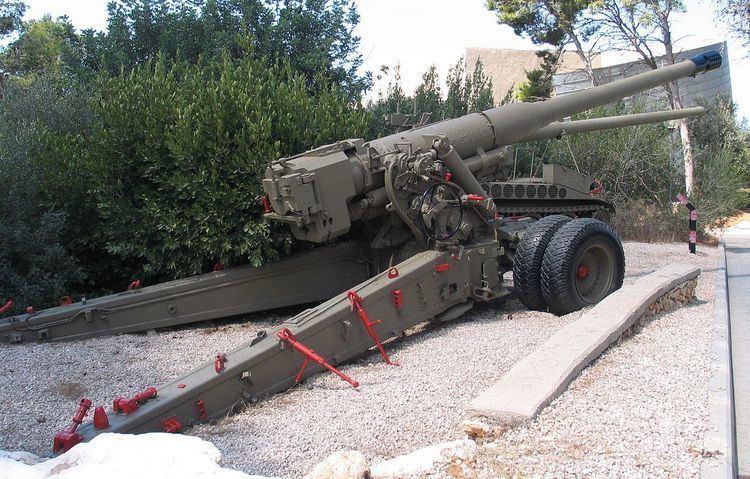 180 mm gun S-23