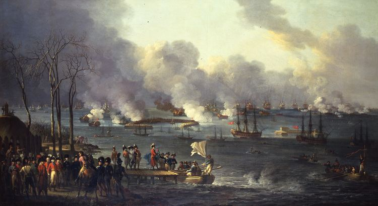 1801 in Denmark