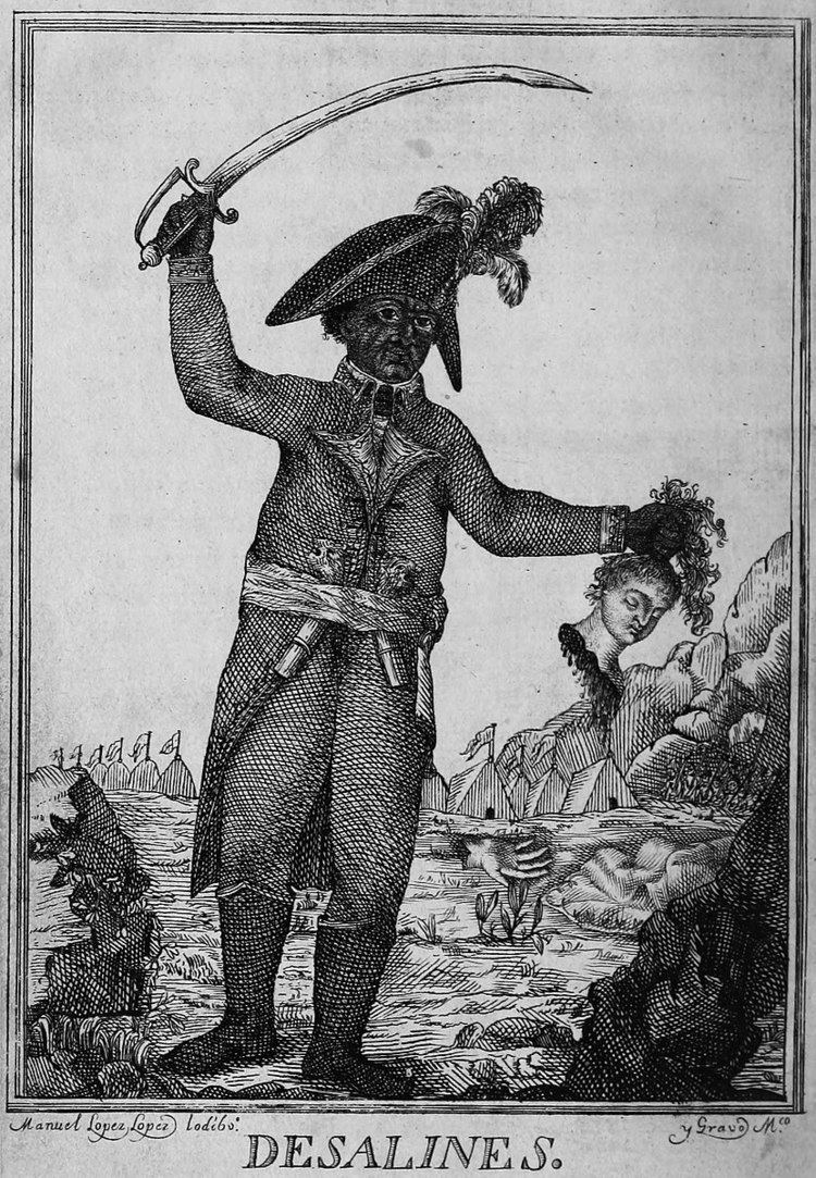 1804 Haiti massacre