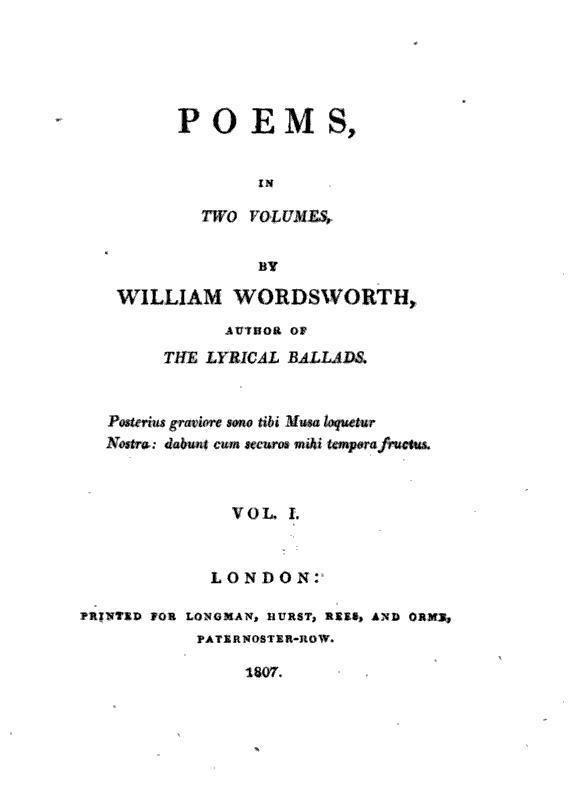 1807 in poetry