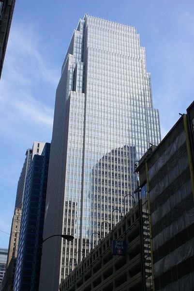 181 West Madison Street 181 West Madison Chicago 1990 Structurae