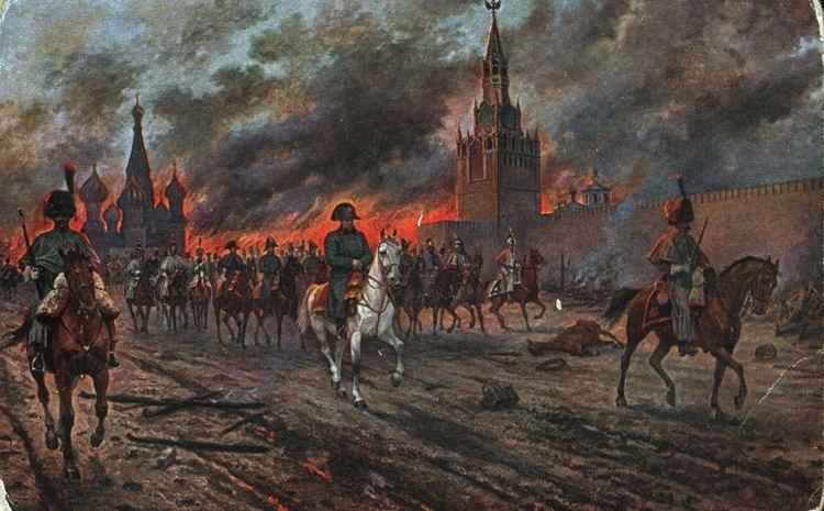 1812 in Russia