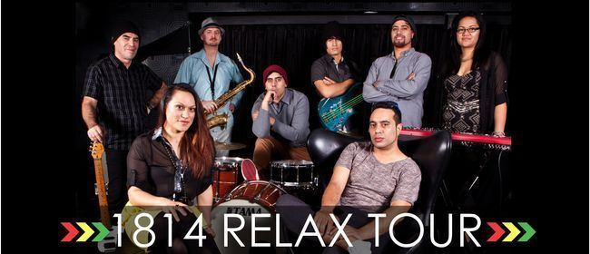 1814 (band) 1814 Relax Tour Eventfinda