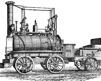1814 in rail transport