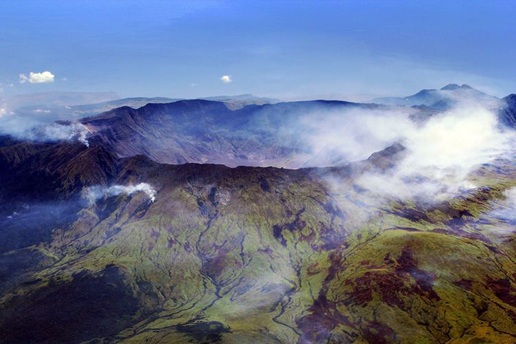 1815 eruption of Mount Tambora Mount Tambora Wikipedia
