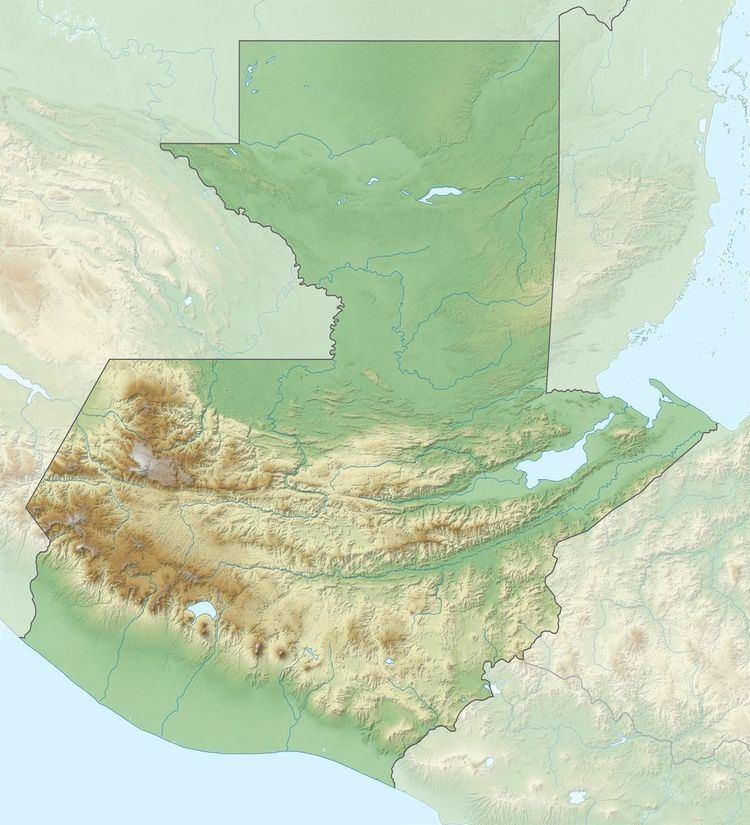 1816 Guatemala earthquake