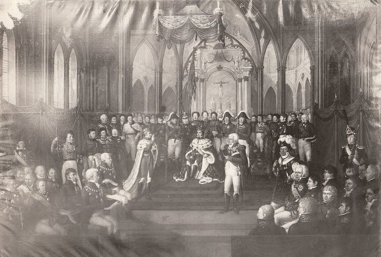 1818 in Sweden