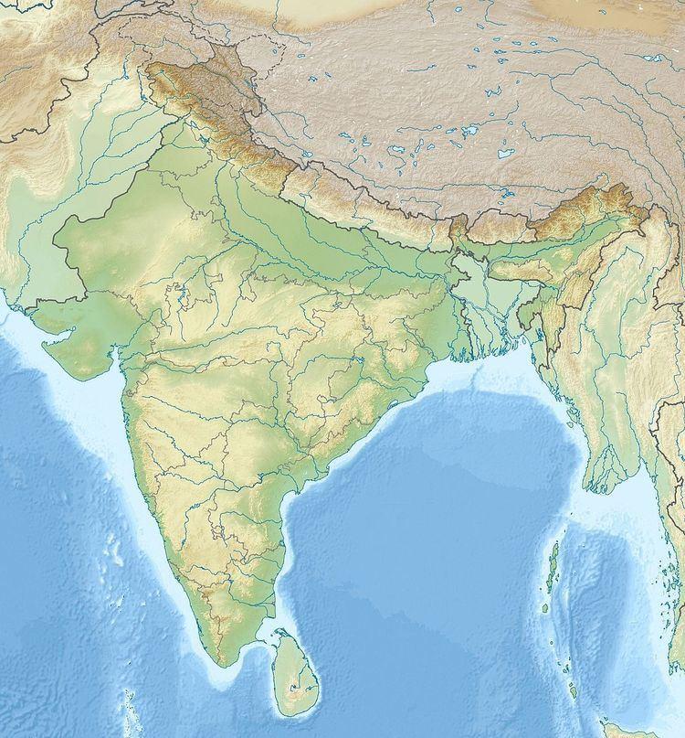 1819 Rann of Kutch earthquake