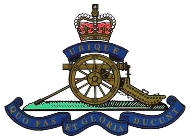 181st Field Regiment, Royal Artillery