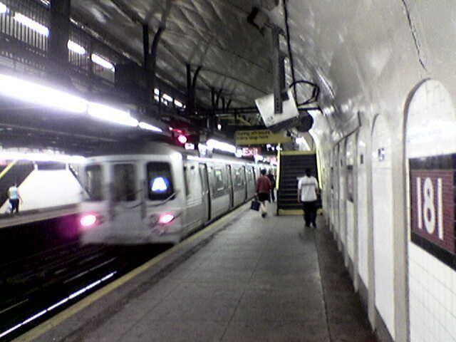 181st Street (IND Eighth Avenue Line)
