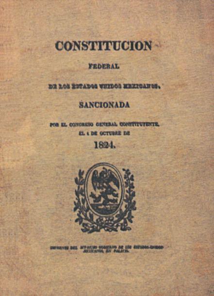 1824 Constitution of Mexico