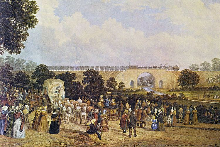 1825 in rail transport