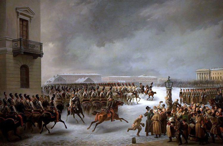 1825 in Russia