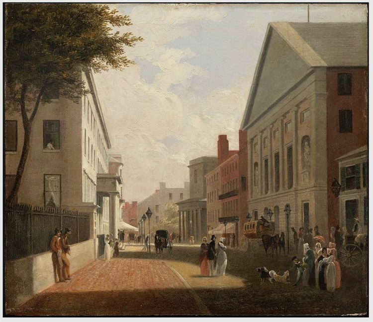 1827 in architecture