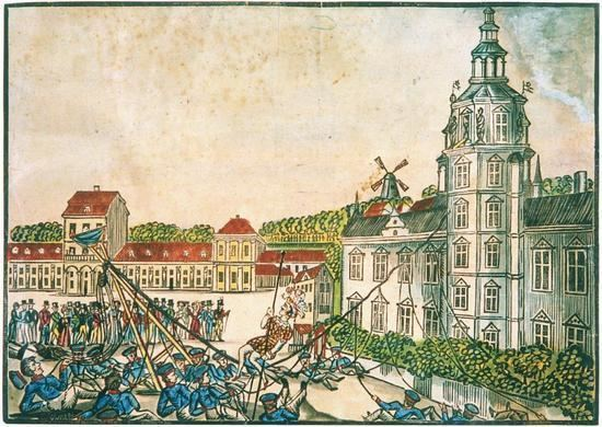 1827 in Denmark