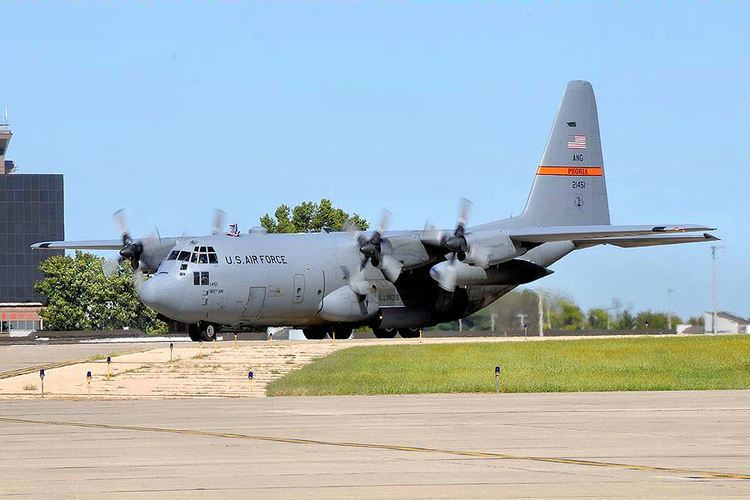 182d Airlift Wing