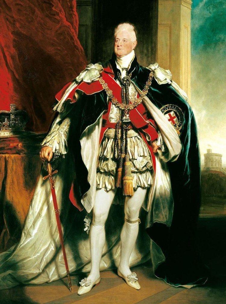 1831 Coronation Honours