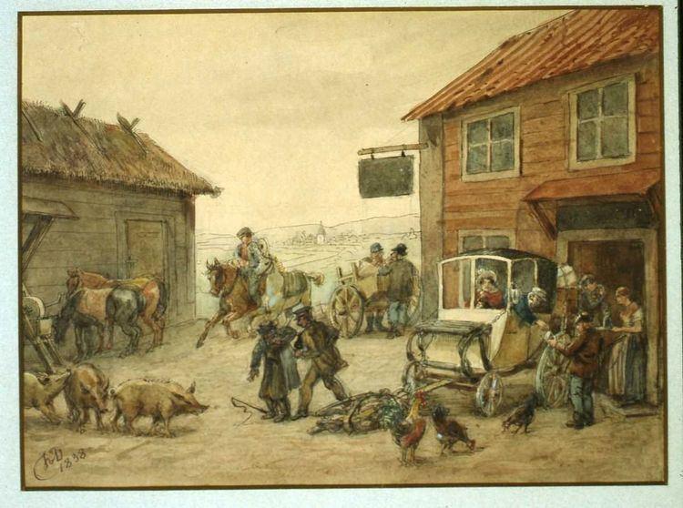 1832 in Sweden