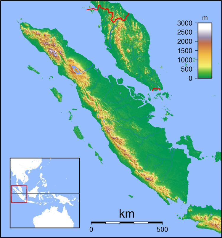 1833 Sumatra earthquake