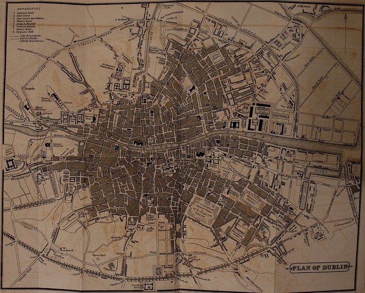 1835 in Ireland