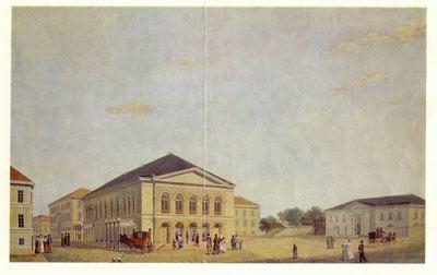 1836 in architecture