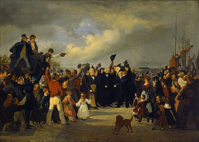 1838 in Denmark