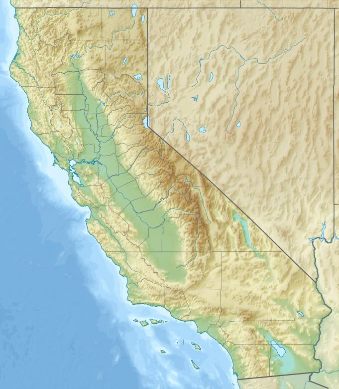 1838 San Andreas earthquake