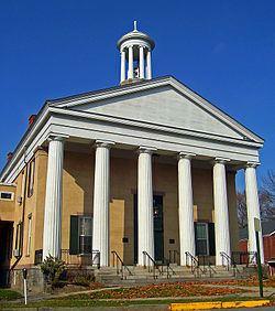 1841 Goshen Courthouse httpsuploadwikimediaorgwikipediacommonsthu