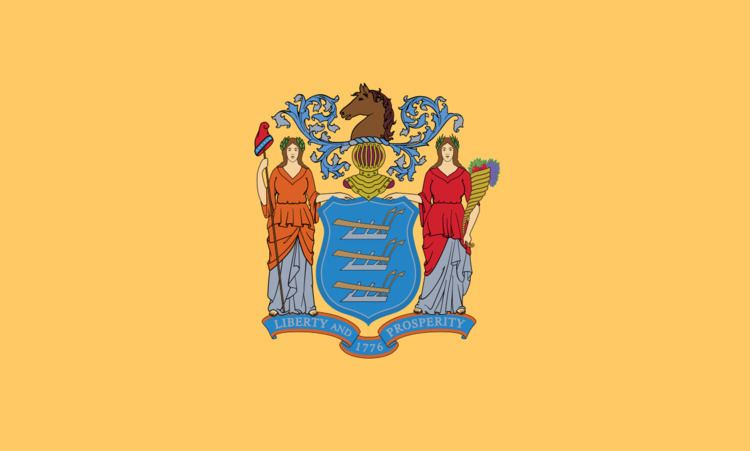 1844 New Jersey Constitution