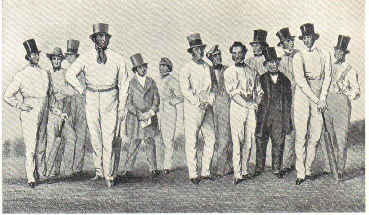 1847 English cricket season