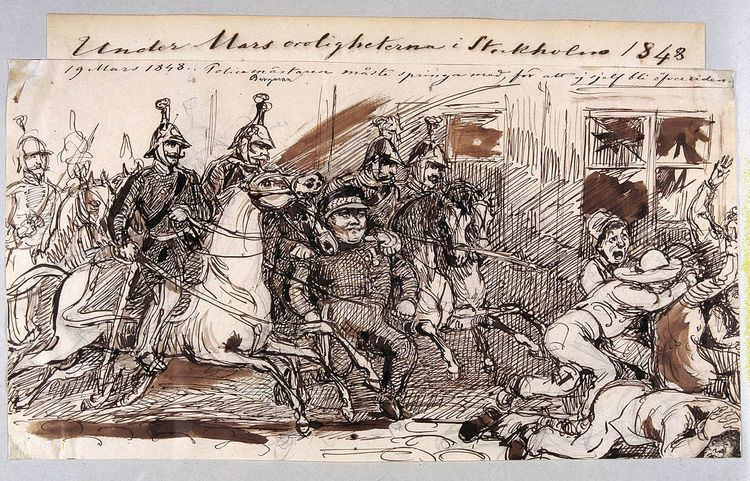 1848 in Sweden