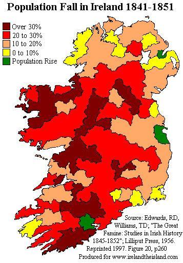 1851 in Ireland