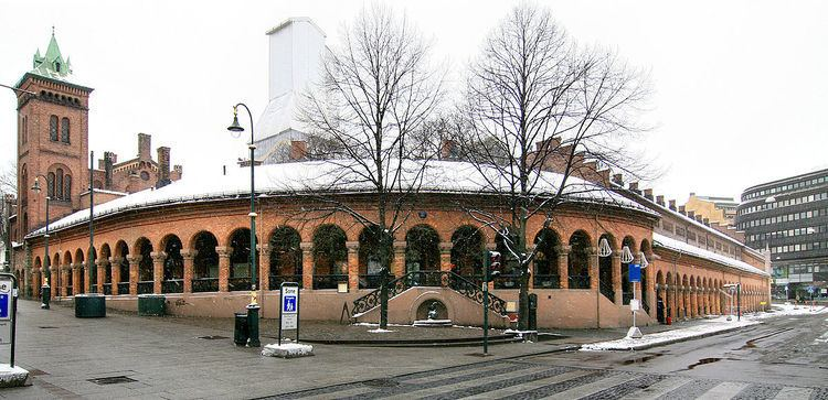 1858 Christiania fire