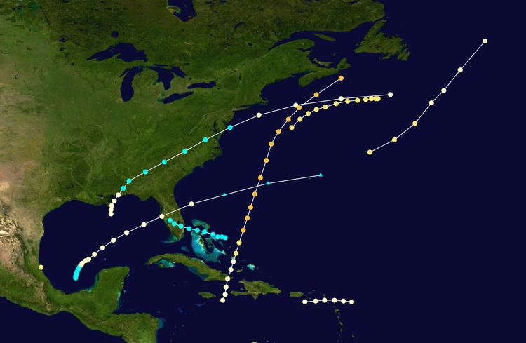 1859 Atlantic hurricane season