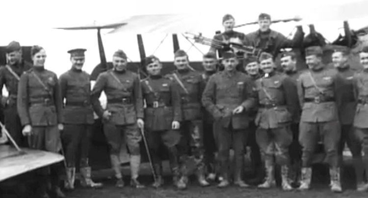 185th Aero Squadron