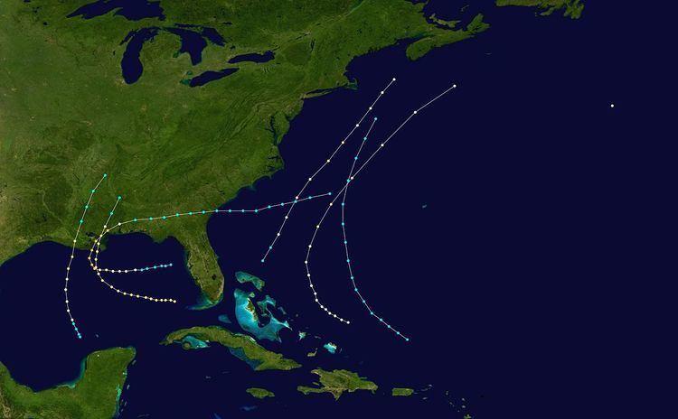 1860 Atlantic hurricane season