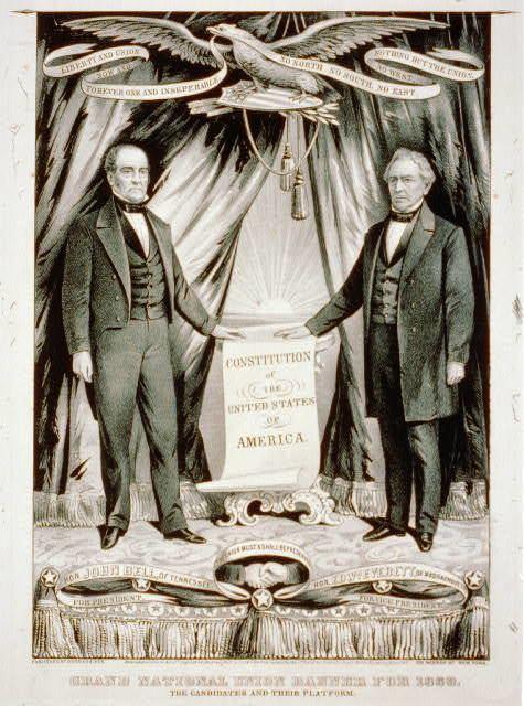 1860 Constitutional Union Convention