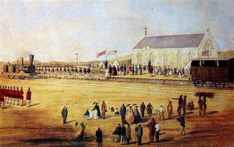 1860 in South Africa