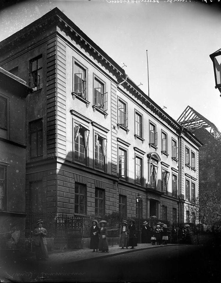 1861 in Sweden