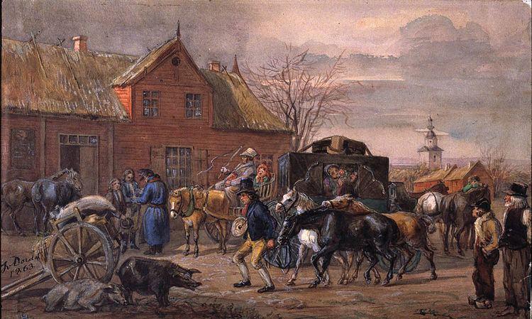 1863 in Sweden