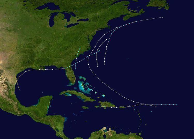 1867 Atlantic hurricane season