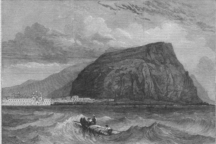 1868 Arica earthquake CHILE Peru Earthquake 1868 Arica in Peru visited by the earthquake 1868