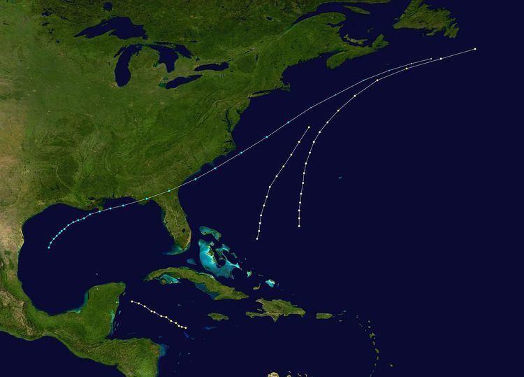 1868 Atlantic hurricane season