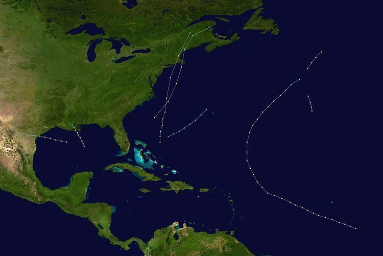 1869 Atlantic hurricane season