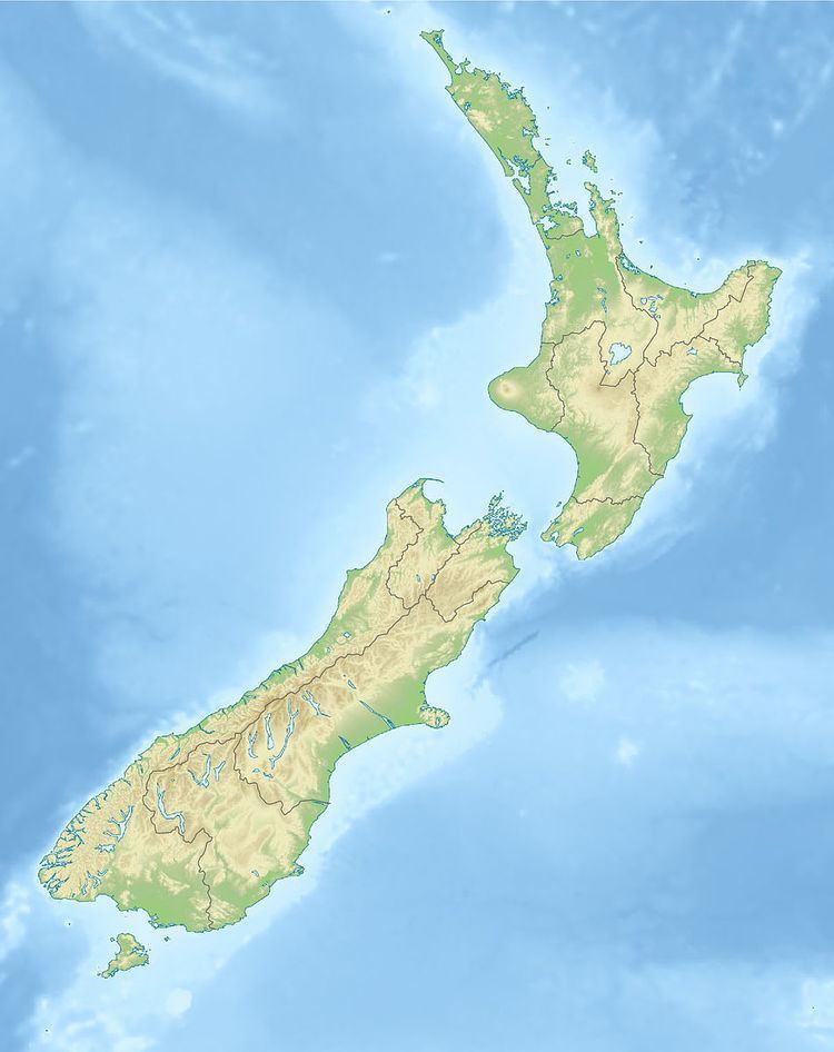 1869 Christchurch earthquake