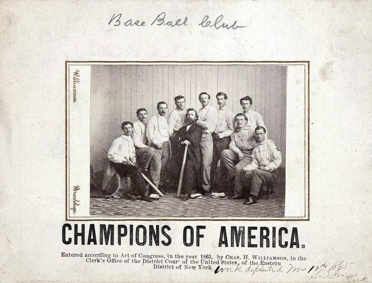 1869 in baseball