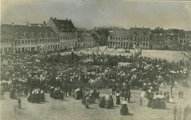 1869 in Denmark